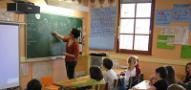 Classe de l'école de la Ville-es-Nonais